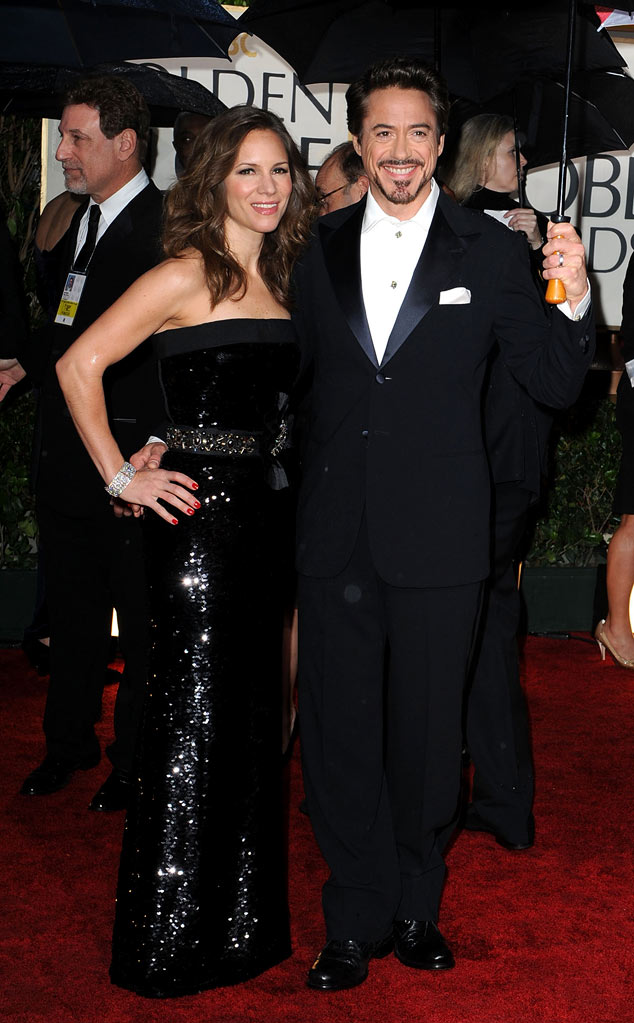 67th Annual Golden Globe Awards 2010 Susan Downey
