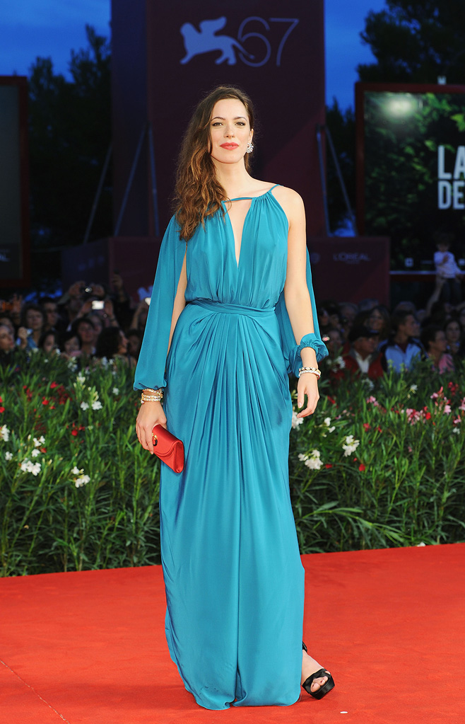 67th Annual Venice Film Festival 2010 Rebecca Hall