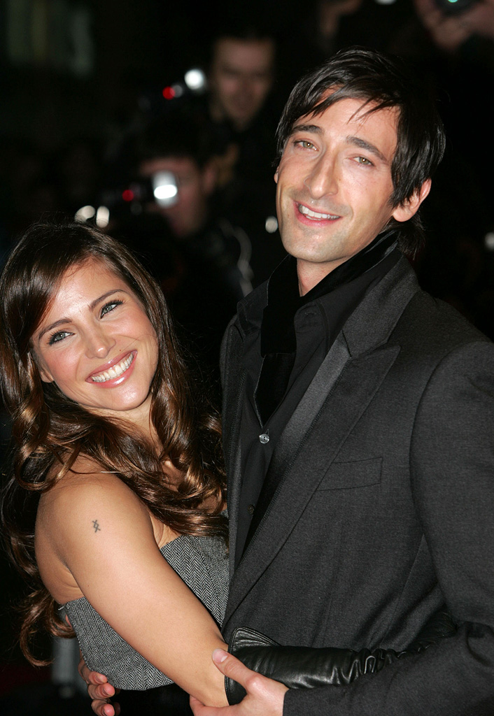 The gallery for --> Elsa Pataky Adrien Brody Hello