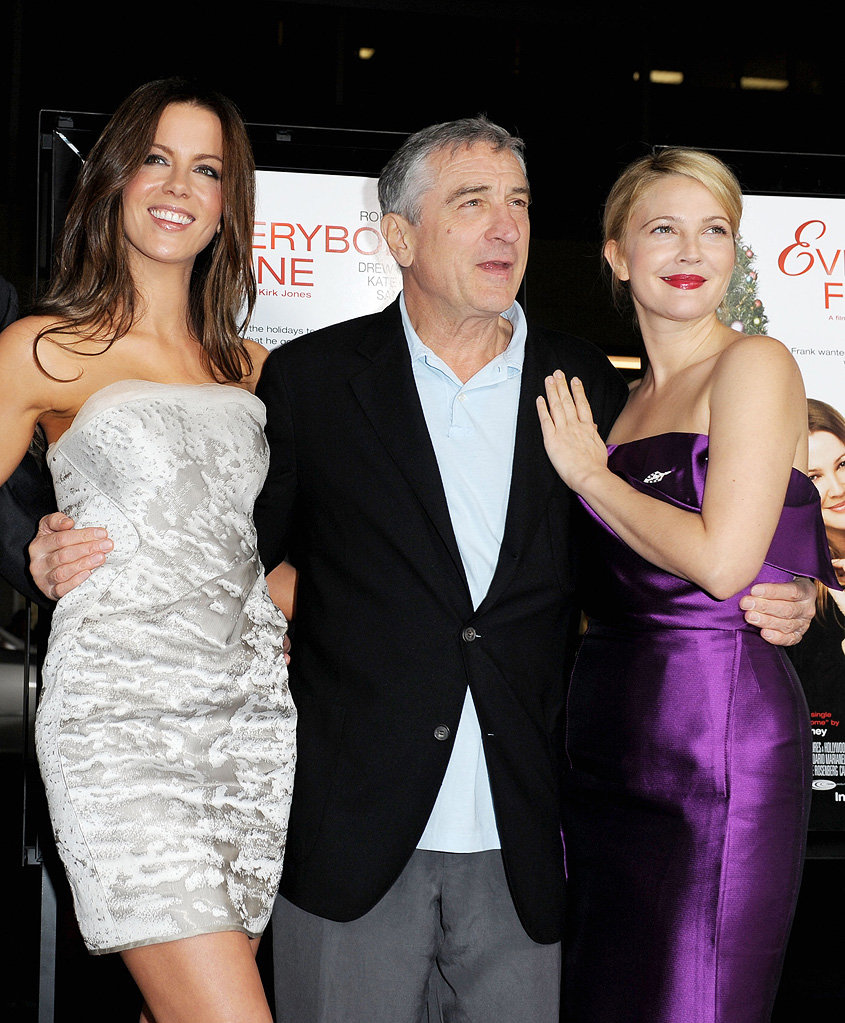 AFI Fest 2009 Everybody's Fine Kate Beckinsale Drew Barrymore Robert DeNiro