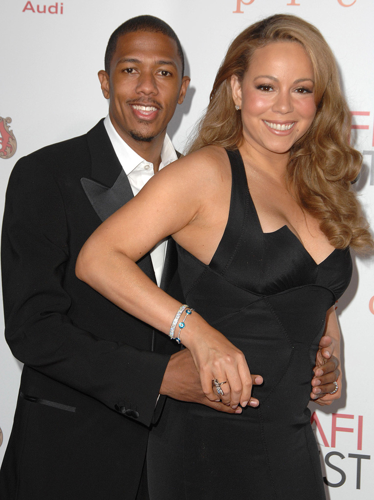 AFI Fest 2009 Precious Screening Nick Cannon Mariah Carey