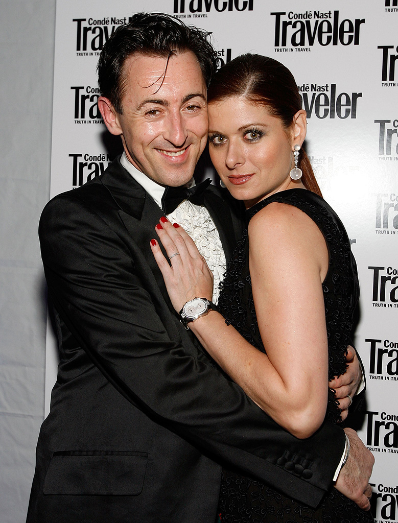 Alan Cumming Debra Messing 2007