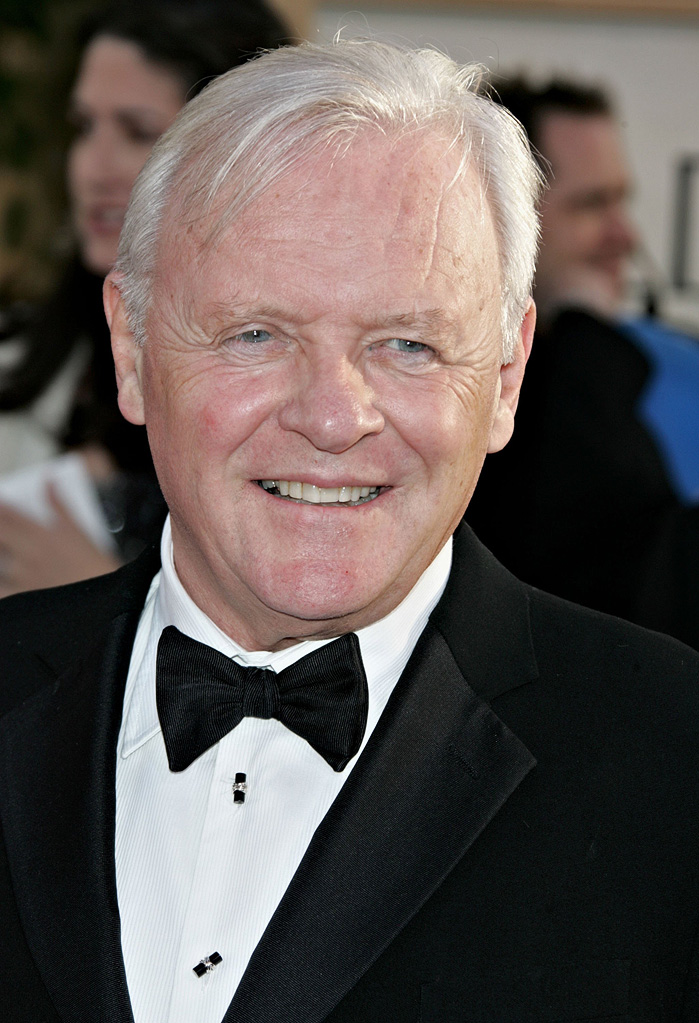 Anthony Hopkins 2006