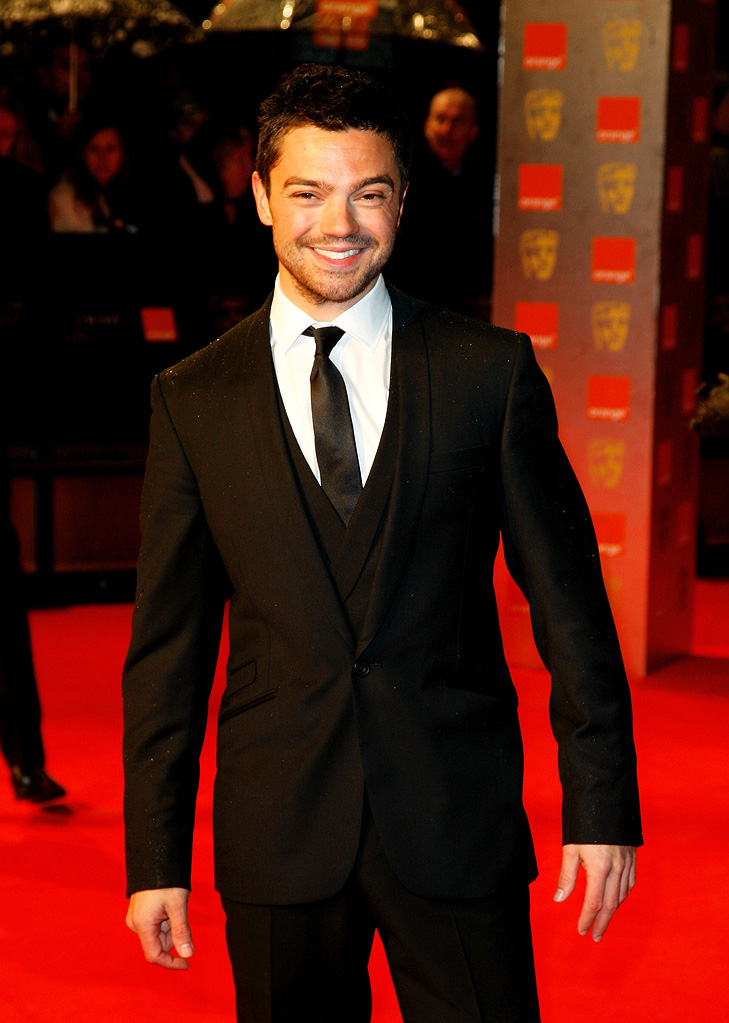 BAFTA Awards 2009 Dominic Cooper