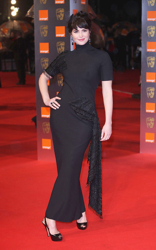 BAFTA Awards 2009 Gemma Arterton