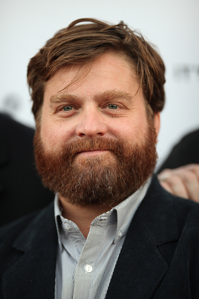 Beard Gallery 2010 Zach Galifianakis
