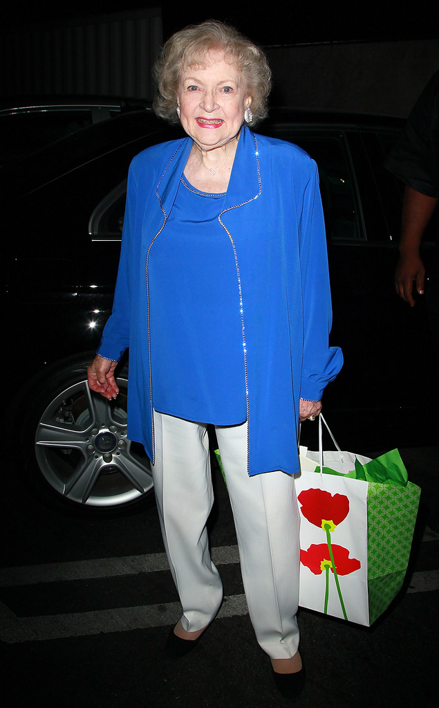 Betty White 2011