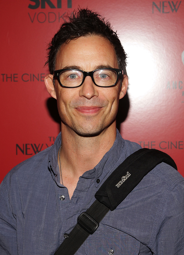 Beyond a Reasonable Doubt NY Premiere 2009 Tom Cavanagh