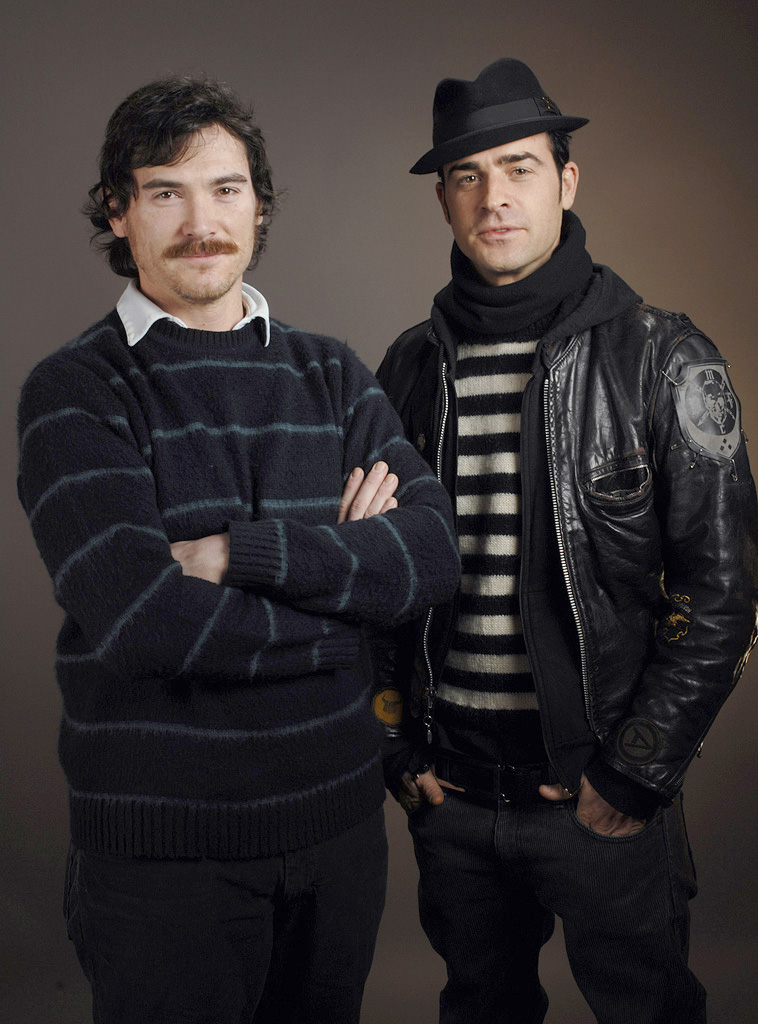 Billy Crudup Justin Theroux 2007