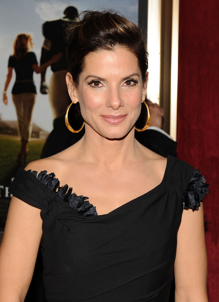 The Blind Side NY Premiere 2009 Sandra Bullock