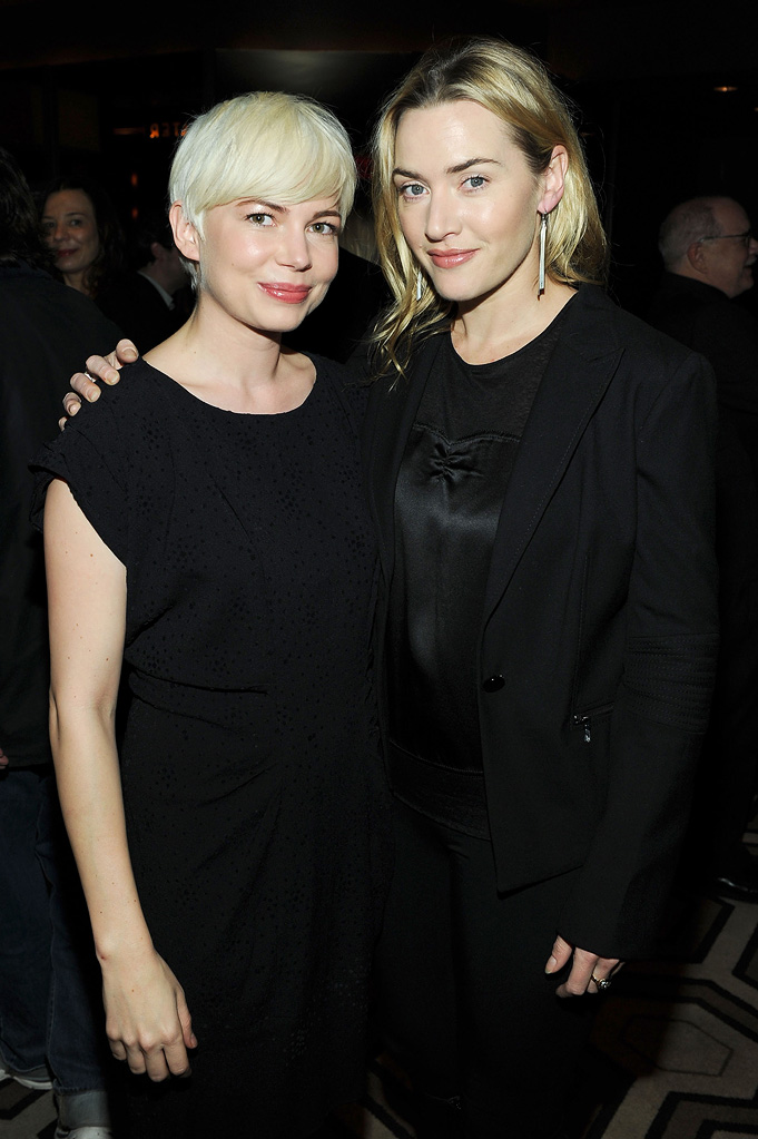 Blue Valentine Special Screening 2010 Michelle Williams Kate Winslet
