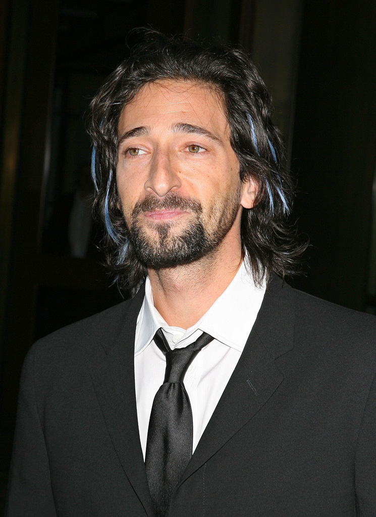 The Brothers Bloom NY Screening 2009 Adrien Brody