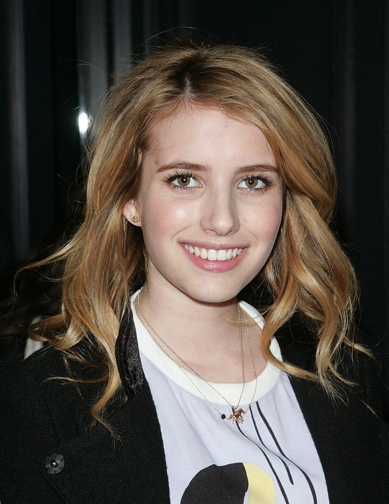 Brothers NYC Screening 2009 Emma Roberts