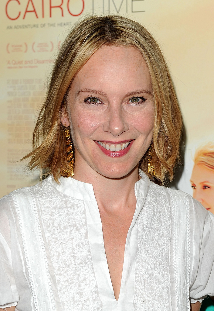 Cairo Time NY Screening 2010 Amy Ryan