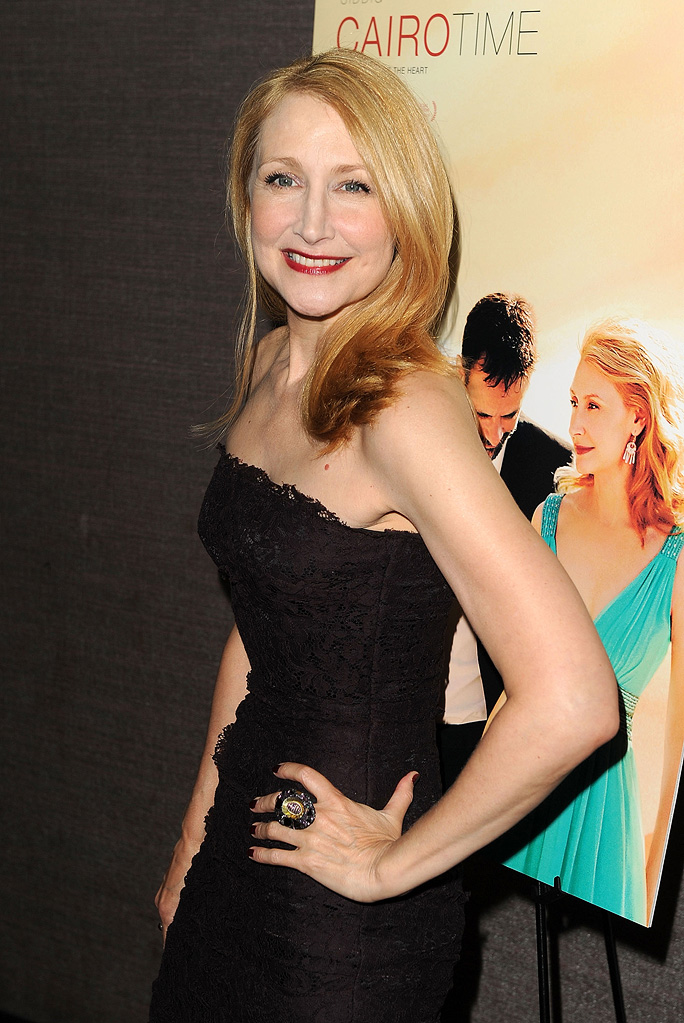 Cairo Time NY Screening 2010 Patricia Clarkson