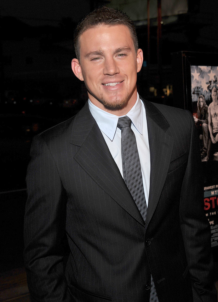 Channing Tatum | Movies and Biography - Yahoo Movies Channing Tatum