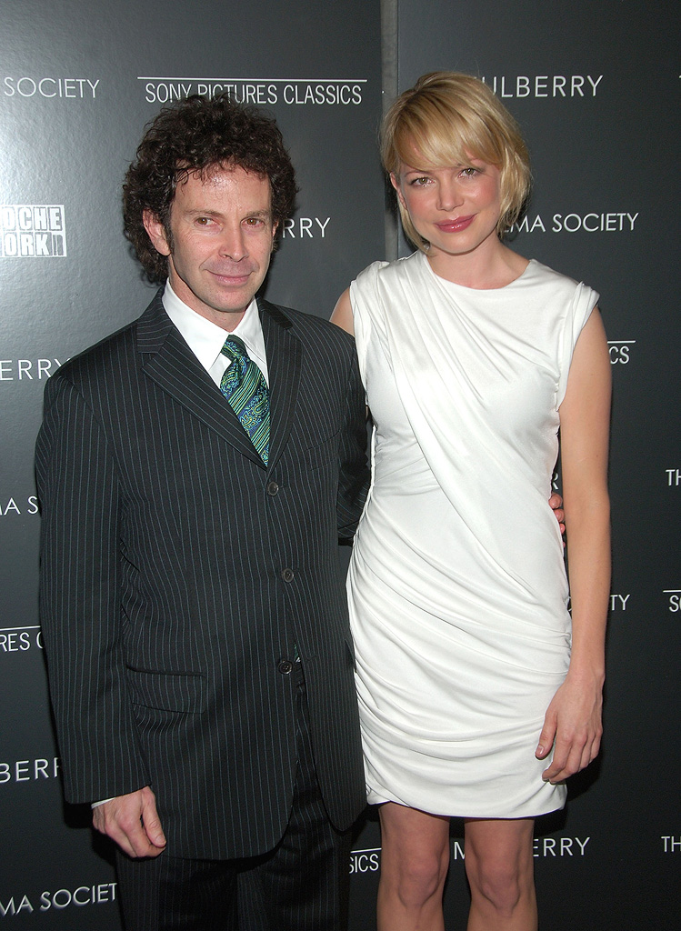 Charlie Kaufman Michelle Williams