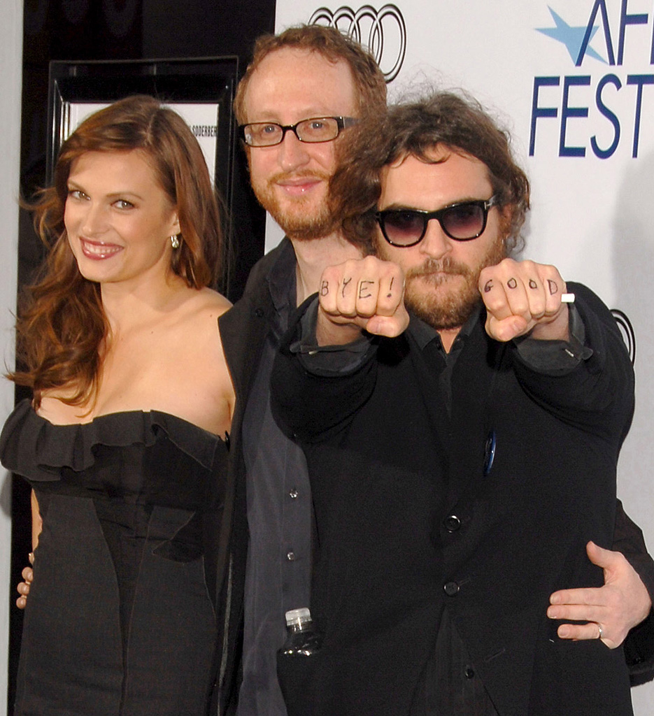 Che Part 1: The Argentine premiere AFI Film Festival 2008 Vinessa Shaw Joaquin Phoenix James Gray
