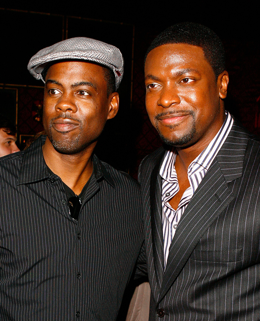 Chris Rock Chris Tucker 2007