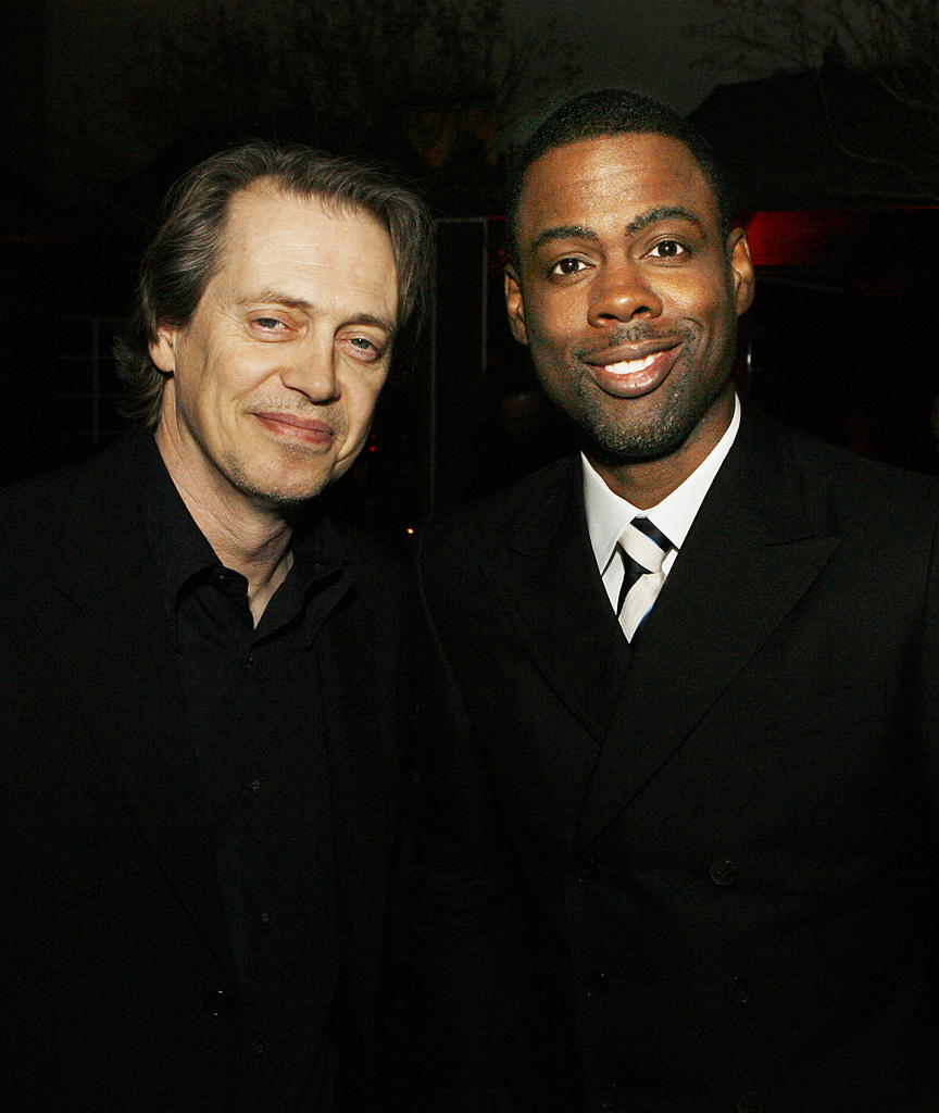 Chris Rock Steve Buscemi 2007
