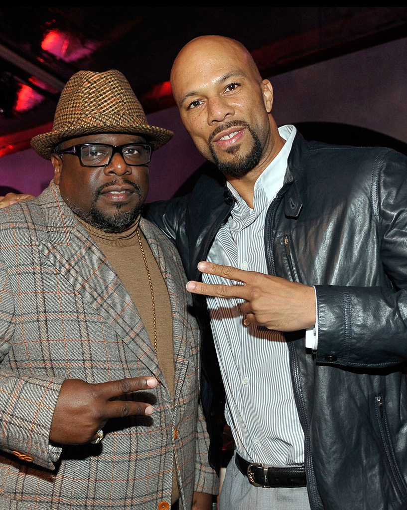 Common 2010 Cedric the Entertainer