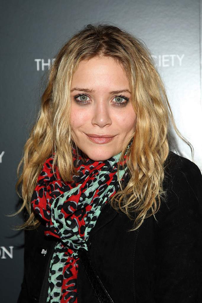 The Curious Case of Benjamin Button Screening 2008 NY Mary Kate Olsen
