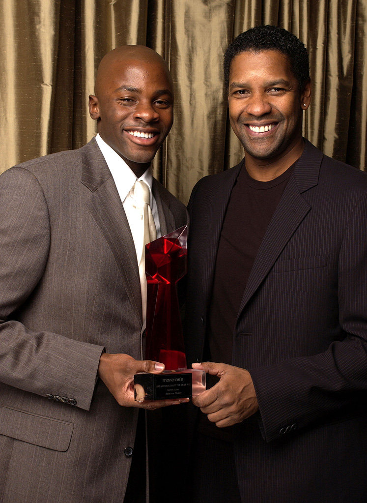 Denzel Washington Derek Luke 2002