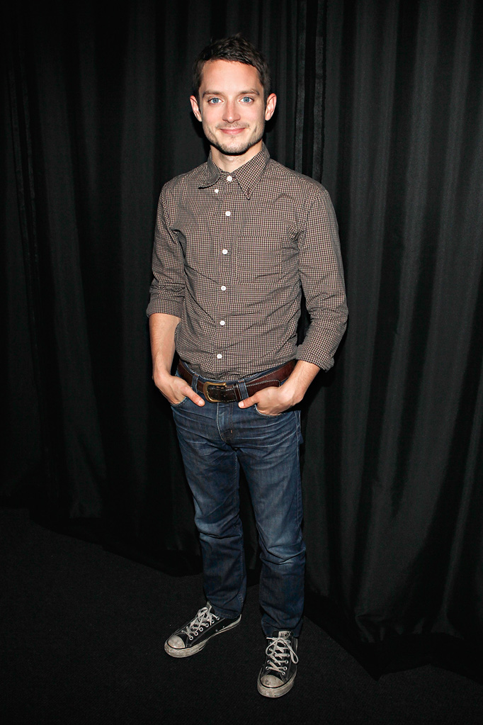The gallery for --> Elijah Wood Young The Good Son