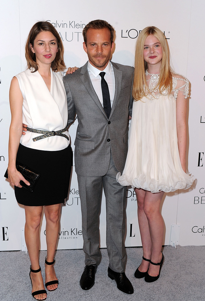 Elle's 17th Annual Women in Hollywood Tribute 2010 Sofia Coppola Stephen Dorff Elle Fanning