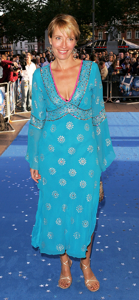 Emma Thompson 2005