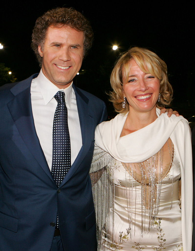 Emma Thompson Will Ferrell 2006