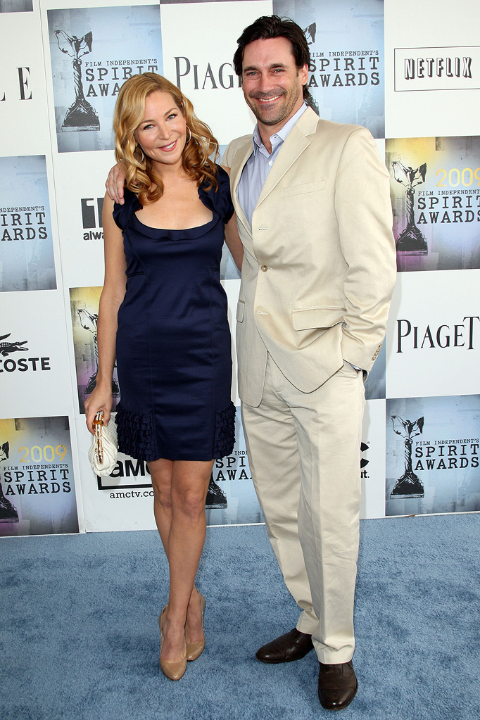 Film Independent's 2009 Independent Spirit Awards Jennifer Westfeldt Jon Hamm