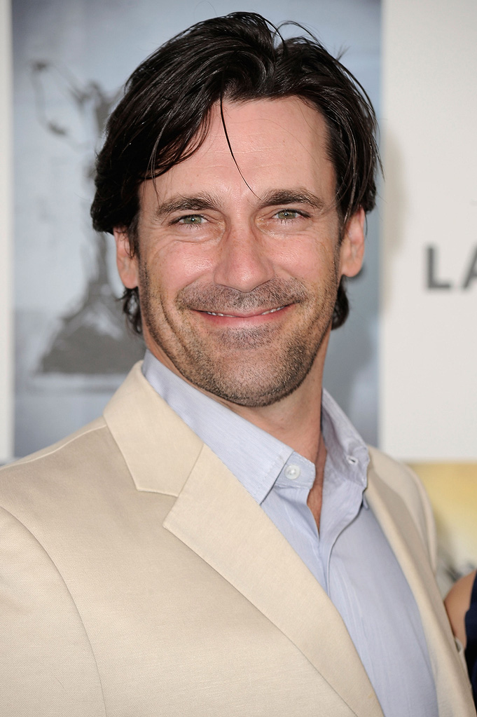 Film Independent's 2009 Independent Spirit Awards Jon Hamm