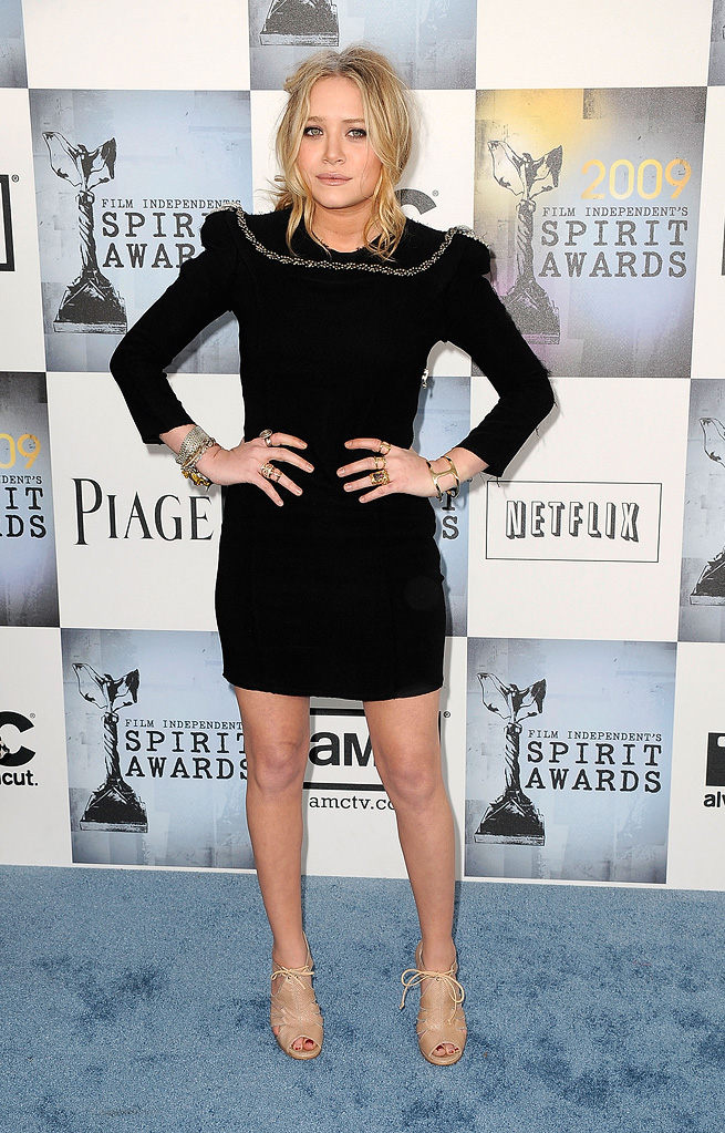 Film Independent's 2009 Independent Spirit Awards Mary Kate Olsen
