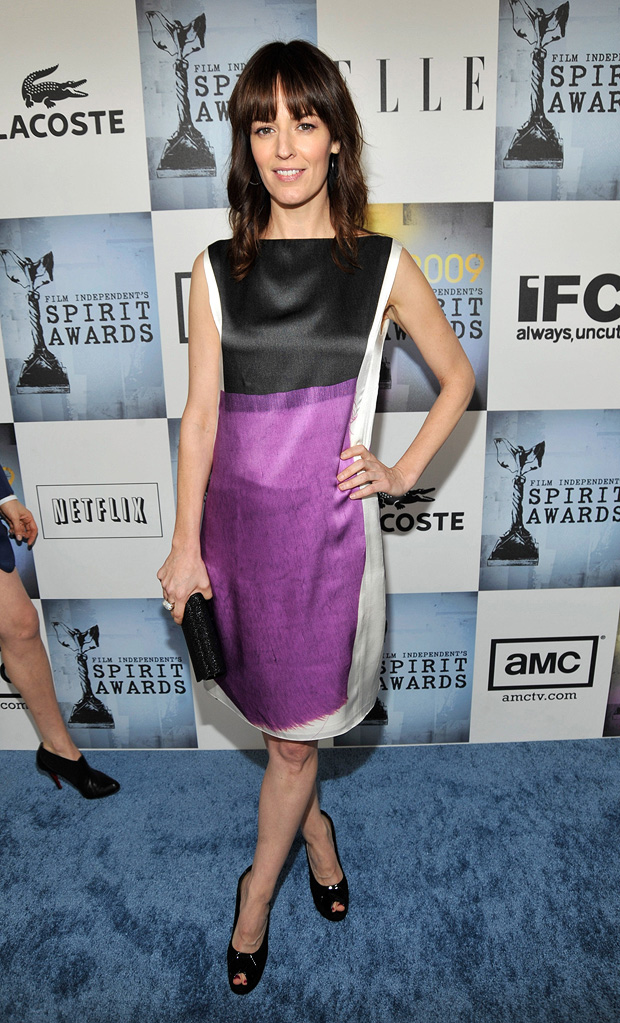 Film Independent's 2009 Independent Spirit Awards Rosemarie DeWitt