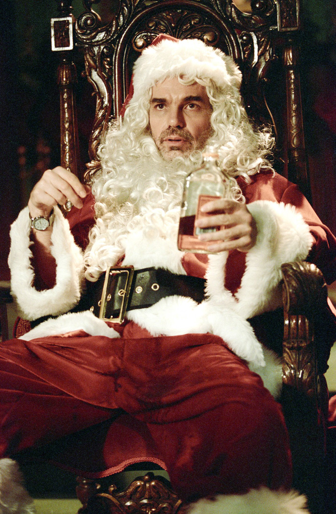 Billy Bob Thornton in 'Bad Santa' (Photo: Dimension Films)