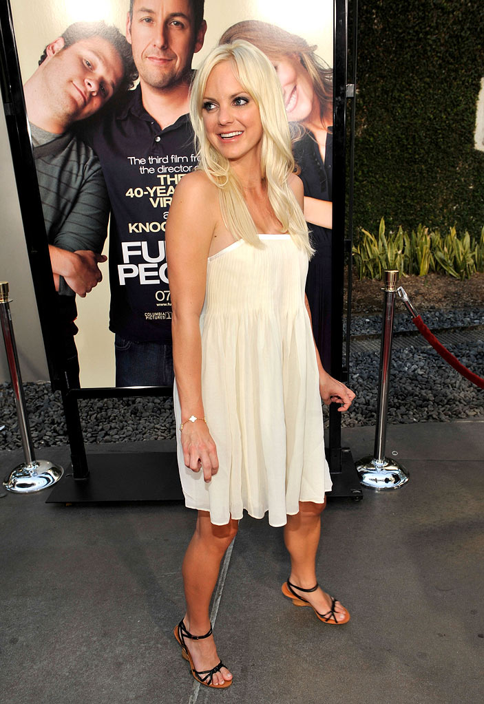 Funny People LA Premiere 2009 Anna Faris