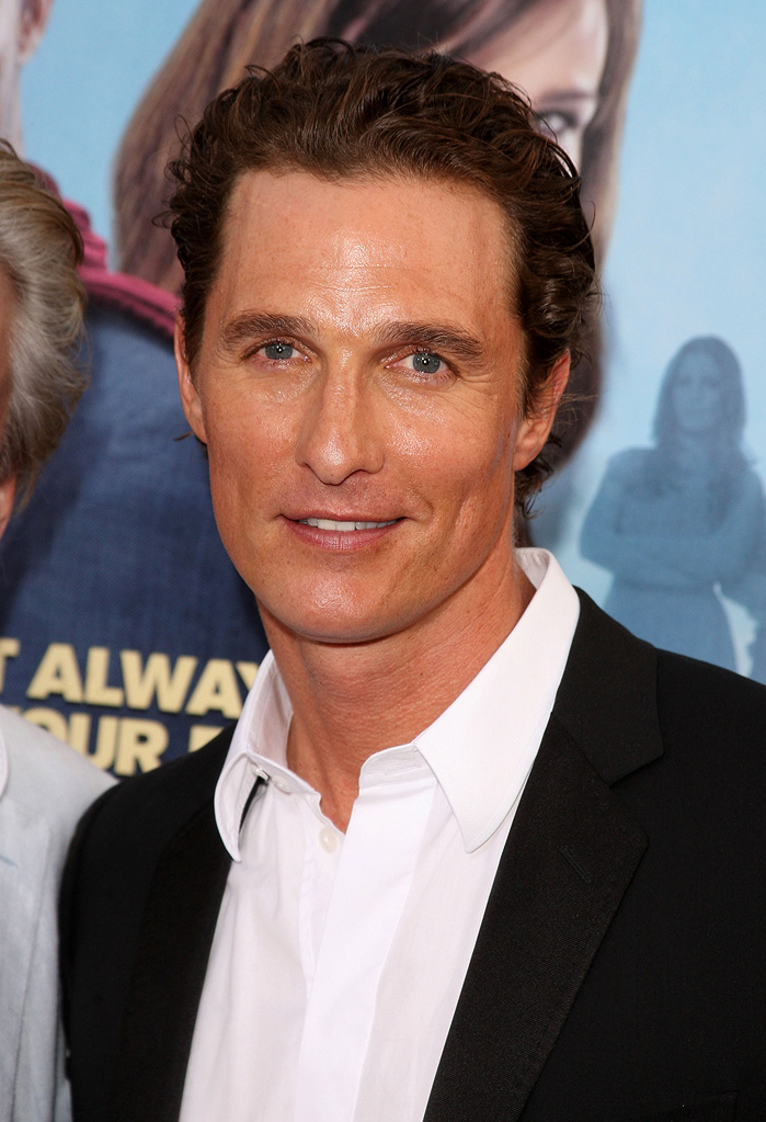 Ghosts of Girlfriends Past LA Premiere 2009 Matthew McConaughey