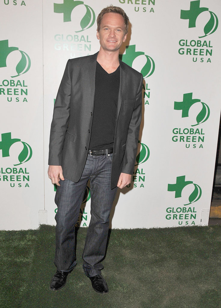 Global Green Pre Oscar Party 2009 Neil Patrick Harris
