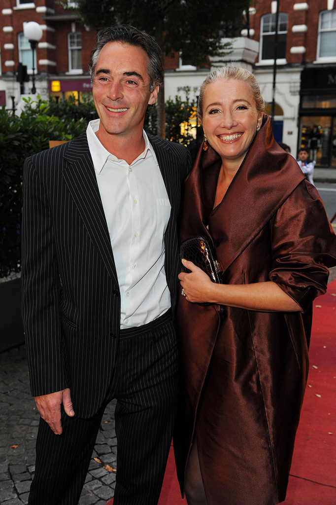 Greg Wise Emma Thompson 2008