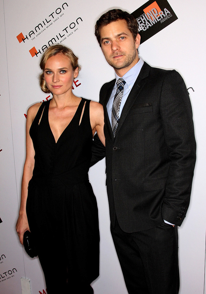 Hamilton Behind the Camera Awards 2009 Diane Kruger Joshua Jackson