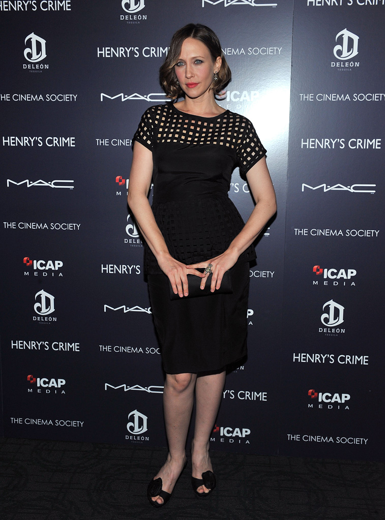 Henry's Crime 2011 NYC Screening Vera Farmiga