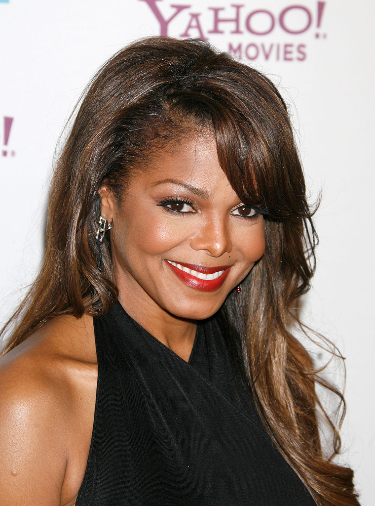 Hollywood Film Festival Awards 2007 Janet Jackson