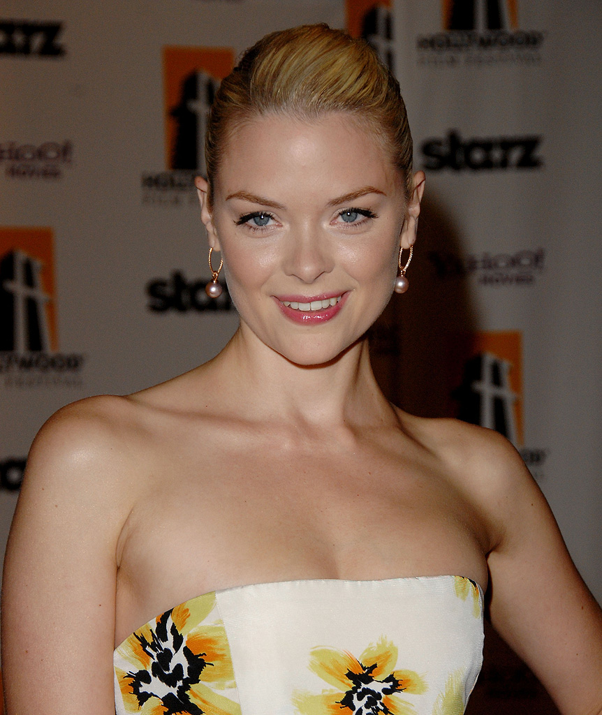 Hollywood Film Festival Awards Gala 2008 Jaime King