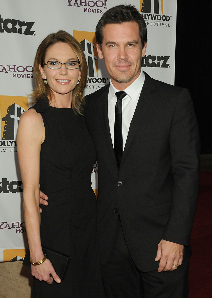 Hollywood Film Festival Awards Gala 2008 Josh Brolin Diane Lane