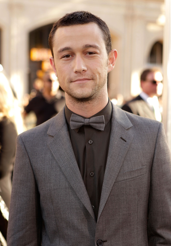 Inception LA premiere 2010 Joseph Gordon Levitt