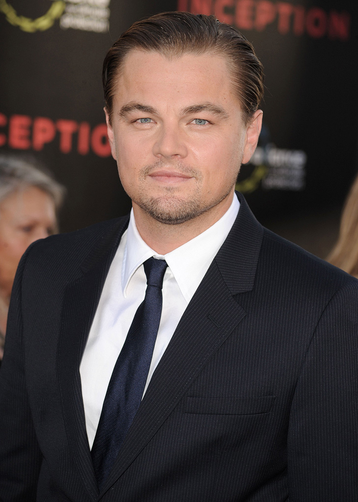 Inception LA premiere 2010 Leonardo DiCaprio
