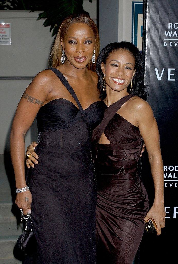 Jada Pinkett Smith 2007