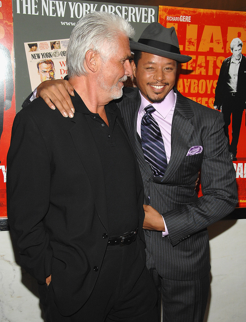 James Brolin Terrence Howard 2007