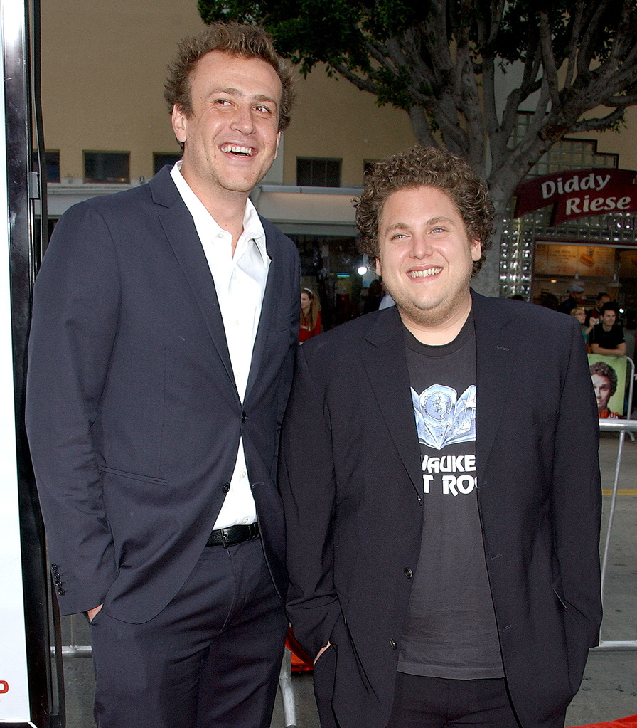 Jason Segel 2007 Jonah Hill